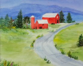 MARCIA WEIDLER - Amish Farm