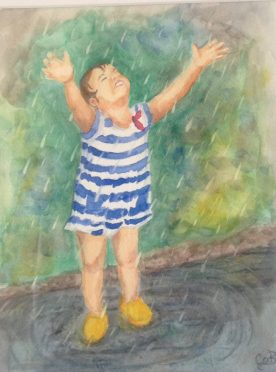 Claire Bentley - Ahh, Rain