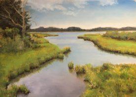 Teresa T. Brunson - Bay Marshes