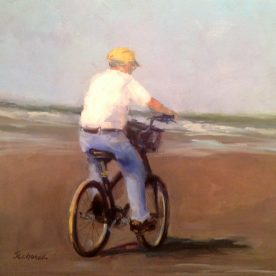 Lydia Jechorek - Beach Rider