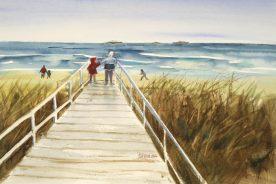 KARIN SEBOLKA - Boardwalk Memories