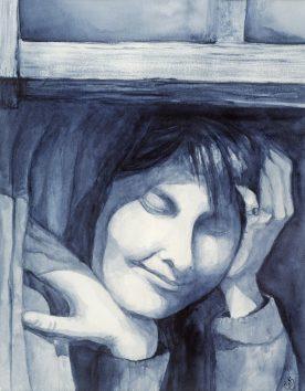 Claire Bentley - Contemplating