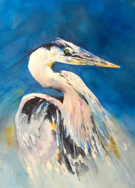 Mike Flynn - Blue Heron