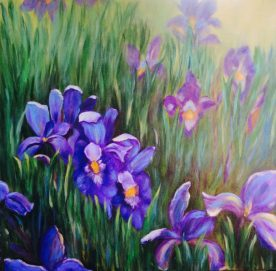 Jackie Perry - Double Dutch Iris