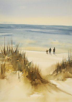 KARIN SEBOLKA - Dunes Walk