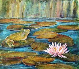Lynn Martin - Frog Pond