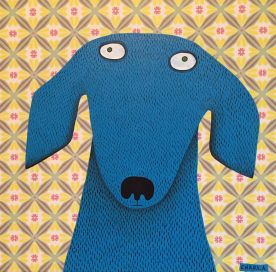 Charla Wilkerson - Good Blue Dog