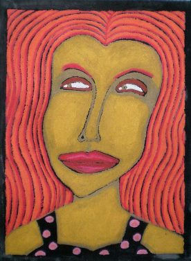 Charla Wilkerson - Portrait Red Haired Lady