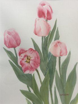 KARIN SEBOLKA - Pretty in Pink
