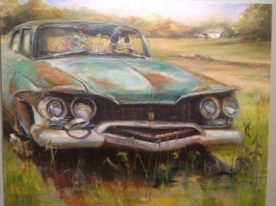 Lydia Jechorek - Rusty Plymouth
