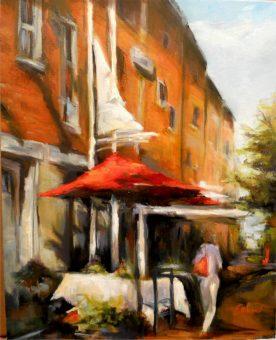Lydia Jechorek - Schooners Old Town Alex