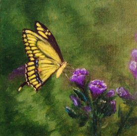 Jackie Perry - Yellow Swallowtail
