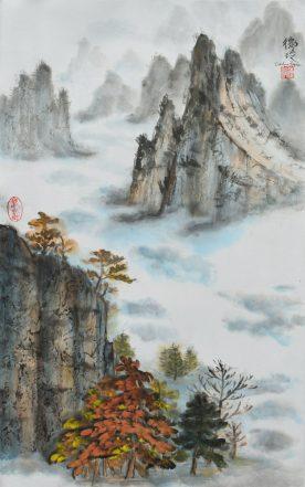 Darlene Kaplan - Autumn in Fog