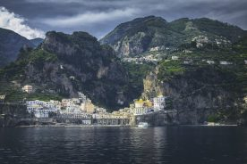 John Young - Cruising the Amalfi Coast