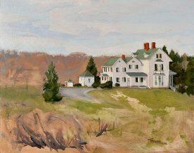 Rich Moore - Quiet Farmhouse Memory