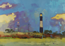 Rich Moore - Tybee Island Lighthouse