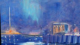 Linda Lovell - Evening Lights