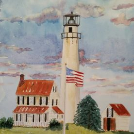 Linda Lovell - Fenwick Island Lighthouse