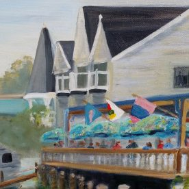 Linda Lovell - Sunday Afternoon on the Occoquan