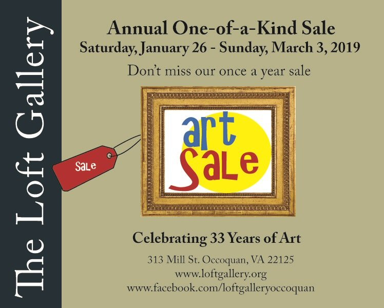 2019 Sale Poster