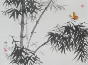 Gentle Butterfly - Darlene Kaplan