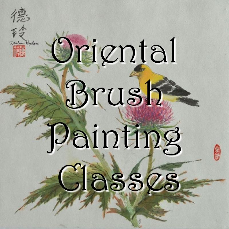 Oriental-Brush-Painting-Classes