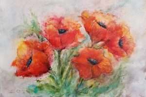 Lynn Martin - Something about Poppies