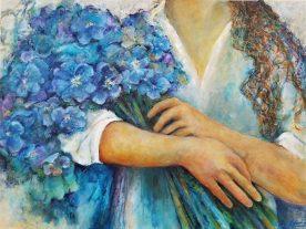 Blue Harvest - Lynn Martin