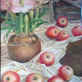 Abundance of Apples - Chong Teasley