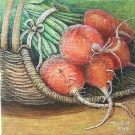 Basketfull of Turnips - Chong Teasley