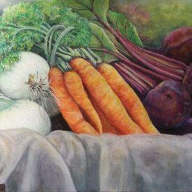 Farmers Market - Chong Teasley