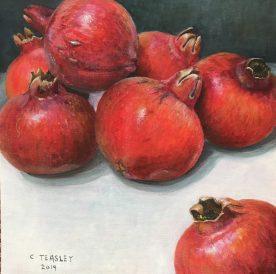 Pomegranates - Chong Teasley