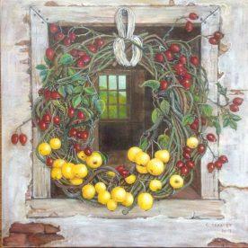 The Wreath - Chong Teasley