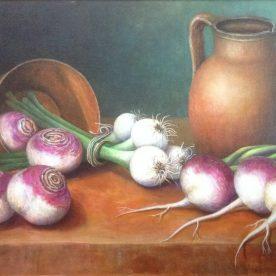 Turnips - Chong Teasley