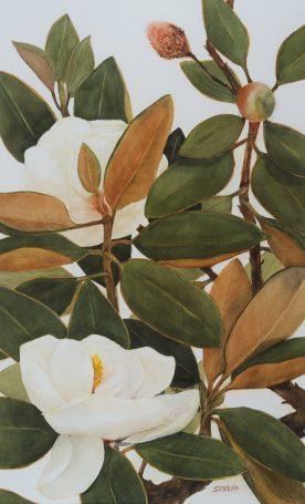 KARIN SEBOLKA – Beautiful Maggie - Watercolor