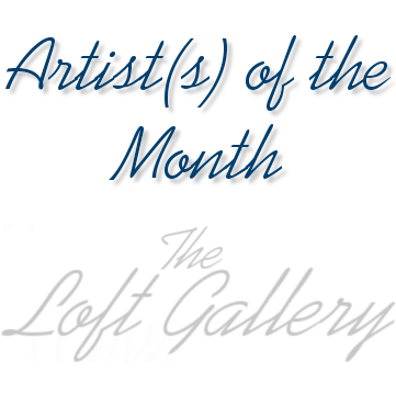 Artists of the Month