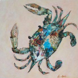 Kaleidoscope Crab III - Lynn Martin