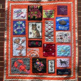 A Quilt I Love - Marisela Rumberg