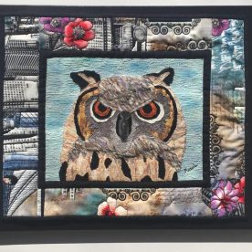 City Owl - Marisela Rumberg