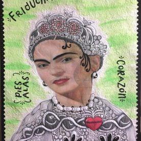 Frida Kahlo - Marisela Rumberg