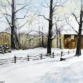 Pat Hafkemeyer - Winter's Eve