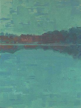 Rich Moore Teal Lake Vision