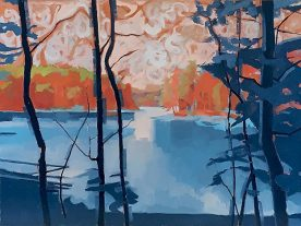 Rich Moore Twilight Rose Inlet