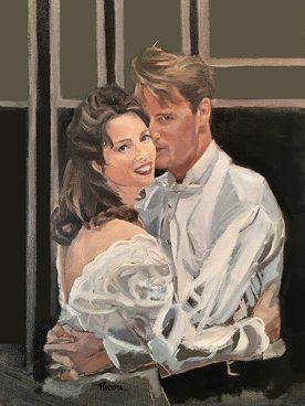 Rich Moore Wedding Portrait