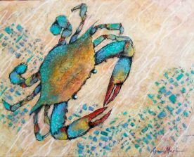 Chroma Crab - Lynn Martin