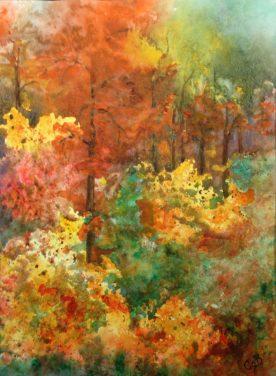 Claire Bentley - Autumn Splendor