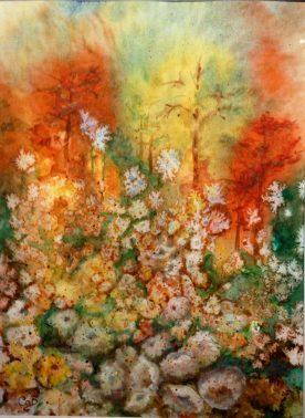 Claire Bentley - Last Bloom